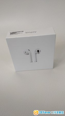 Apple Airpods 2 w/Charging Case (A2032 A2031) 全新1010 行貨
