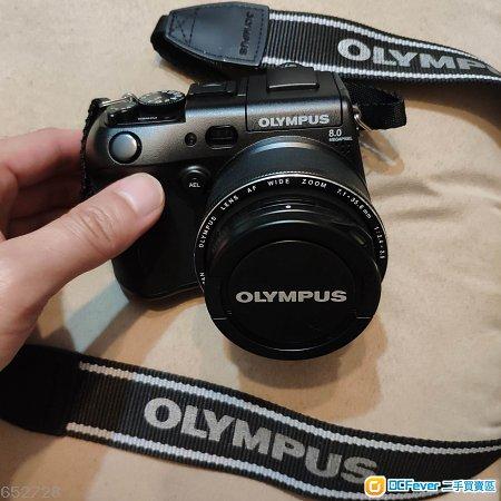 OLYMPUS CAMEDIA C8080 WZ