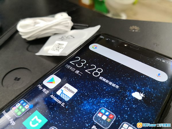 99% NEW Huawei Mate 20 Pro 6G+128GB 翡翠綠