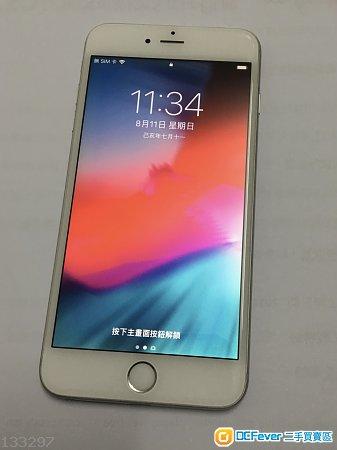 IPhone 6 Plus 64G 銀色 香港行貨