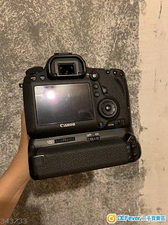 Canon 6D 連 24105 加副廠直倒