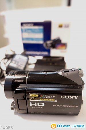 原裝日本製造香港行貨Sony攝錄機