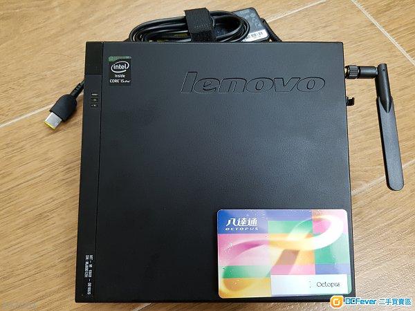 出售 极新迷你 PC Lenovo ThinkCentre M93p Tiny, i5, 8G, 500GB HDD, Windows 10