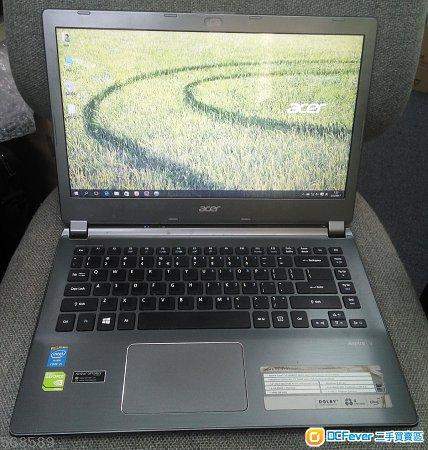 Acer Aspire V5 473G I5 4200U 4g 1TB Geforce GT 740M 14