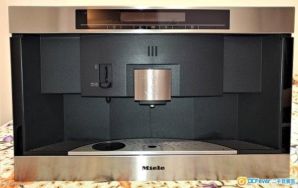95 new miele cva 3660 coffee machine 39 800 lg v30. Black Bedroom Furniture Sets. Home Design Ideas