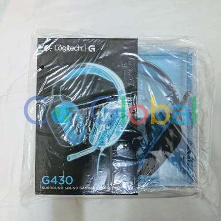 dbb90636f4f 出售Logitech G430 7.1 Surround Sound Gaming Headset PUBG食雞超抵玩 ...