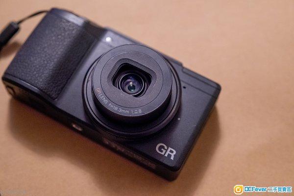 出售街拍一流Ricoh GR II + Sony FDA-SV1 optical viewfinder