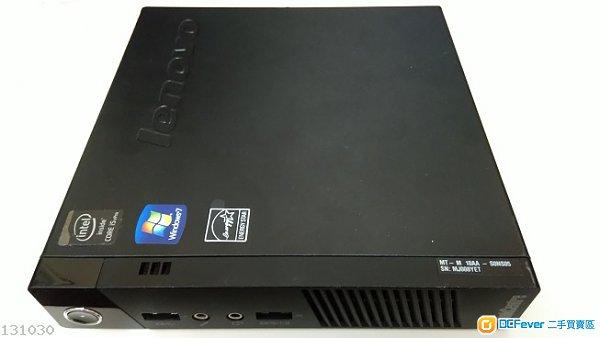 出售 Lenovo ThinkCentre M93P tiny i5 4570T 4G 250G HDD 85 New